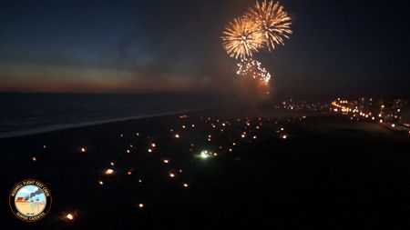 2012 Seaside Fireworks 08