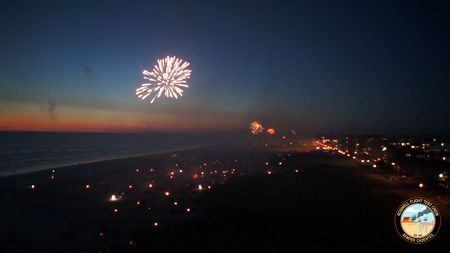2012 Seaside Fireworks 06