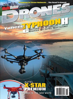 Drones Cover Oct-Nov