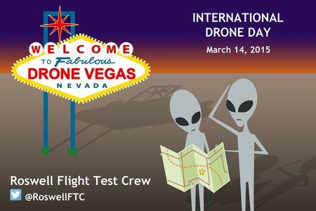 Drone Vegas